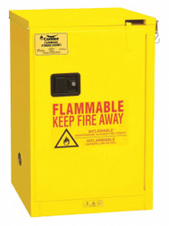 """Condor Flammable Liquid Safety Cabinet,23-3/8""""  45AE83"""
