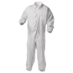 Kleenguard Coverall,A35,Xl,Wh 38929