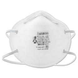 3m N95 Particle Respirator 8200 Mask, 20/Box 8200