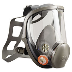 3m Full Facepiece Respirator 6000 Series, Reusable 6900