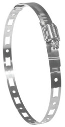 Make-A-Clamp Kit, 1/2 in X 100 Ft, Stainless Steel 301
