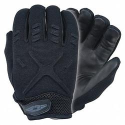 Damascus Law Enforcement Glove,L,Black,PR  MX 30 LRG
