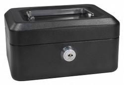 Barska Cash Box,Compartments 3,2 in. H  CB11828