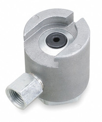 Westward Button Head Coupler,Fitting End 7/8 In  3APG5