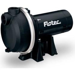 Flotec Thermoplastic Sprinkler Pump 1 HP