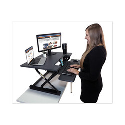 Victor Workstation,Sit/Stand,Gy DCX710G