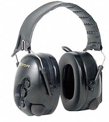 Aearo Electronic Ear Muff,26dB,Over-the-Head  MT15H7F SV