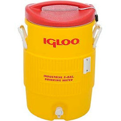 Igloo 451 - Beverage Cooler, Insulated, 5 Gallons