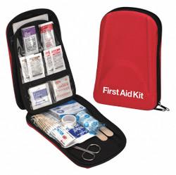 Sim Supply First Aid Kit,General Purpose,Plastic  59392