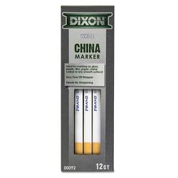 Phano China Markers, White