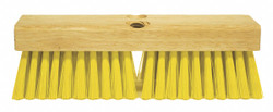 Tough Guy Deck Brush,RecycledPET,Replacement Brush  90758