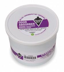 Tough Guy Odor Eliminator,1 lb,Jar,PK6  1YRP9