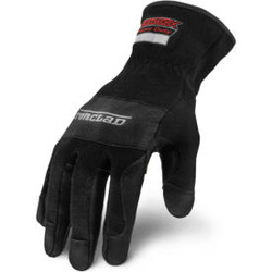 Ironclad HW6X-05-XL Heatworx Heavy Duty Heat Resistant Gloves, 1 Pair, Black/Gre
