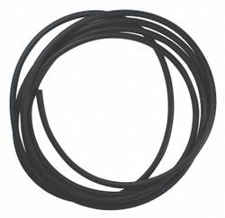 Sim Supply Rubber Cord,Viton,4mm25 Ft.  ZUSA-RC-163