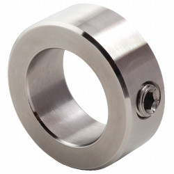Climax Metal Products Shaft Collar,Std,Set Screw,5/8in.Boredia  CRC-062-S