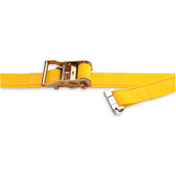 Kinedyne Cargo Control Ratchet Logistic Strap 642001 with Spring Loaded Fitting