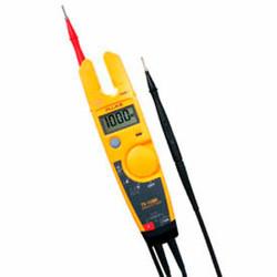 Fluke T5-600 Voltage, Continuity & Current Tester, Voltage to 600 V, Current to