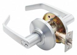 Best Lever Lockset,Mechanical,Entrance,Grd. 2  7KC37AB15DS3626