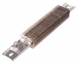Vulcan Finned Strip Heater,14 In. L,1200 Deg F  OSF1514-750B