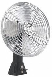 Maradyne DC Fan,Bolt-On Mount,12VDC,280/220 CFM  F-320212