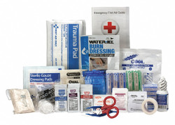 First Aid Only First Aid Kit Refill,25 People,141 Comp.  90615