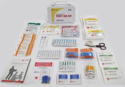 Sim Supply First Aid Kit,Bulk,Class A,10 People  9999-2156