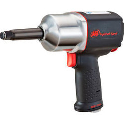 """Ingersoll Rand Angle Air Impact Wrench, 1/2""""  Drive Size, 780 Max Torque"""