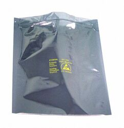 Scs Shielding Bag,Recloseable,Zipper,PK100  300610