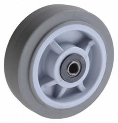 Sim Supply Nonmark RBBR Tread Plastic Core Wheel  XS0620112