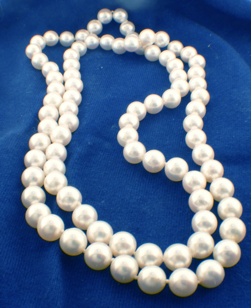 30 inch pearl necklace.