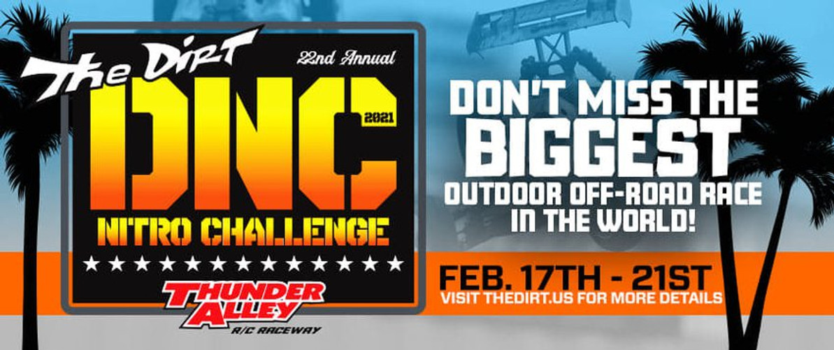 The Dirt Nitro Challenge in Beaumont, California is this week!