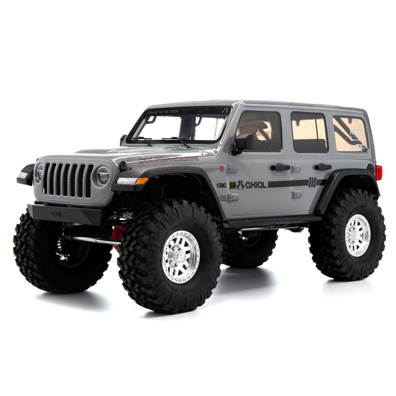 """New & In Stock to Ship This Week From BeachRC.com: Axial SCX10 III """"Jeep JLU Wrangler"""" RTR is here!"""