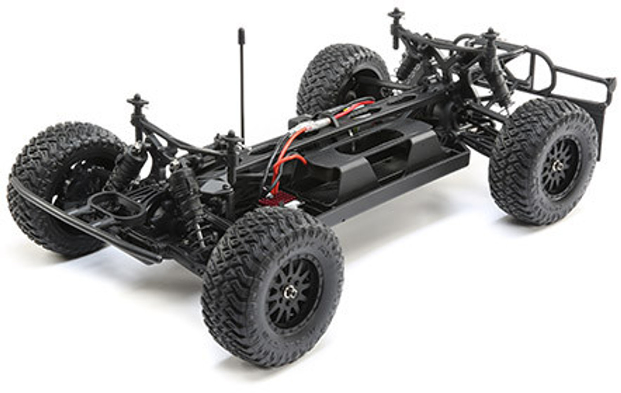 Losi Tenacity 1 10 Rtr 4wd Short Course Truck Method W 2 4ghz