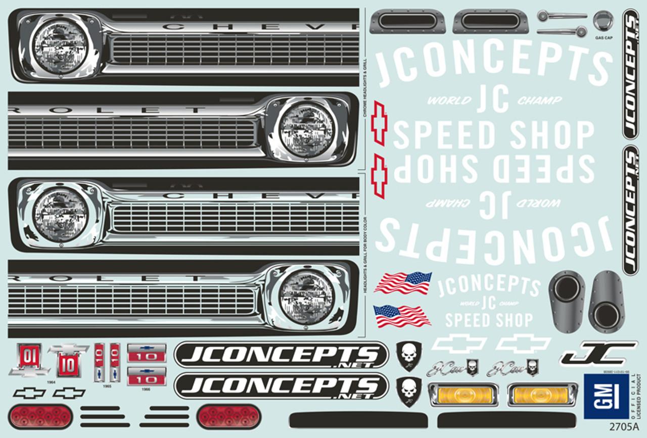 1966 Chevrolet Custom Cab Headlight Switch Image 3