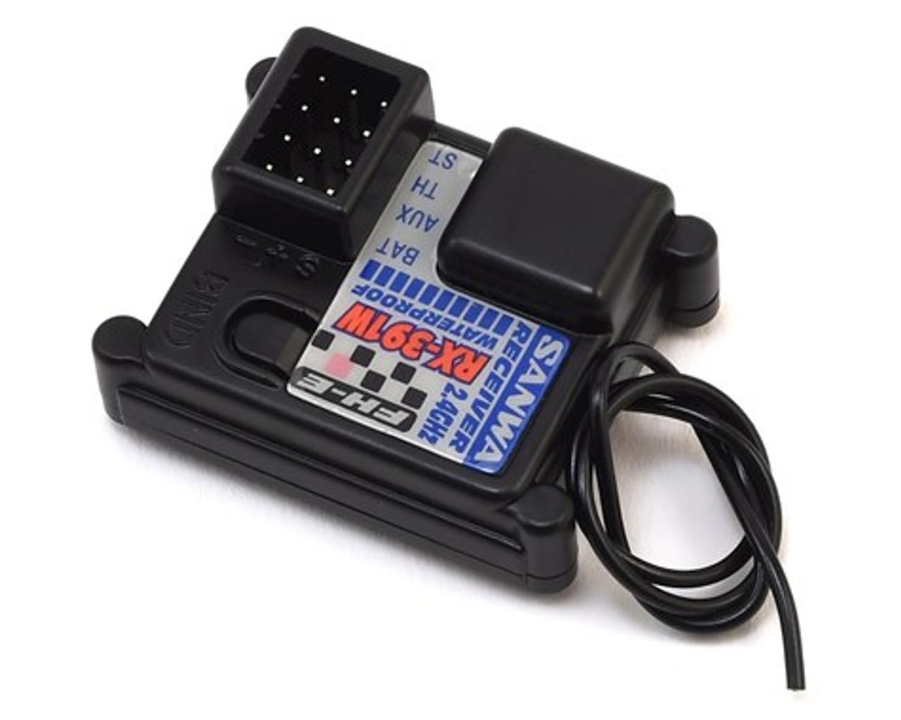 Spektrum SRX300 FHSS 3-Channel Receiver SPMSRX300