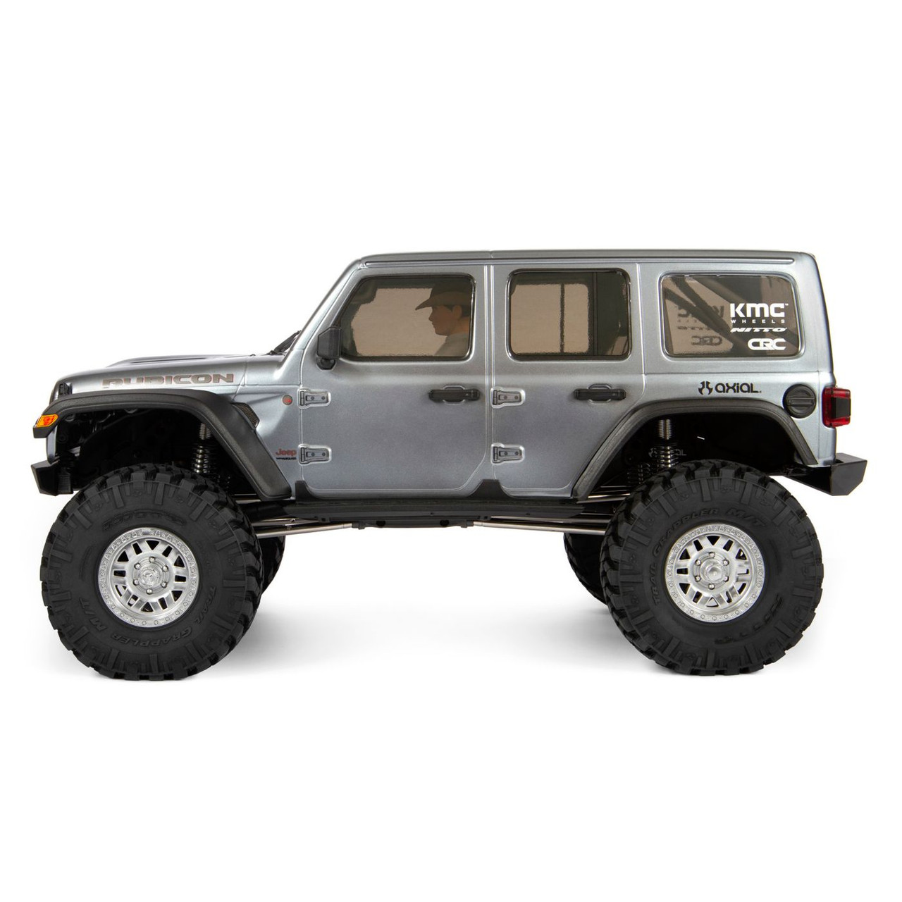 Axial SCX10 III Jeep Wrangler JL 1/10 Scale Rock Crawler Kit w ...