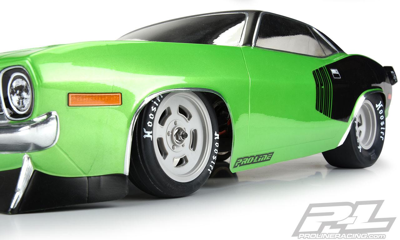 Slash 2wd Drag Car /& Associated DR10 Proline 1985 Camaro IROC-Z COLOR WING