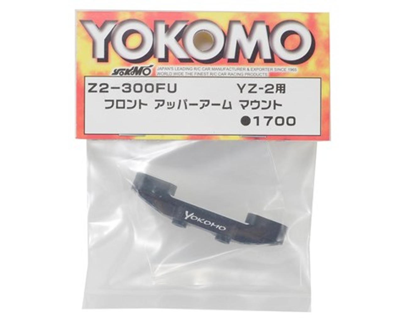 25° YOKZ2-300FLO Yokomo Aluminum Front Lower Suspension Mount