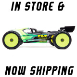 New & In Stock to Ship This Week From BeachRC.com: Team Losi Racing 1/8 8IGHT-XE Elite Electric Buggy Kit is here!