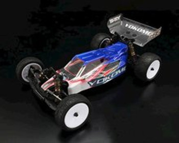 Yokomo YZ-2 DTM 2.0 1/10 2WD Electric Buggy Kit (Dirt) (YOKB-YZ2DTM2)