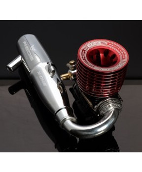 REDS X-ONE Smooth 2143 One-Piece Off-Road Tuned Pipe (KX210003)