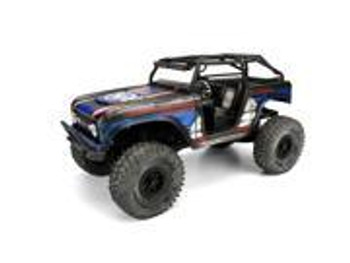 Pro-Line 1966 Ford Bronco Body (Clear) (SCX10)