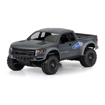 "Pro-Line ""True Scale"" Ford F-150 Raptor SVT Body (Clear)"