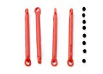 Traxxas Push Rod (Red) 1/16 E-REVO (TRA7118)