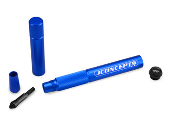 JConcepts Precision Hobby Knife Handle w/Storage (Black)