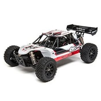 Losi Mini 8ight DB: 1/14 4wd Buggy RTR - White