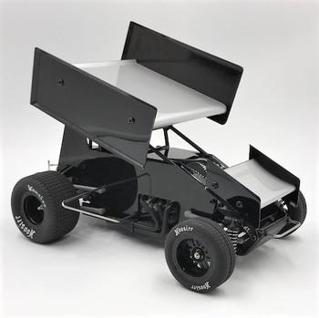 1RC Racing 1/18 Sprint Car RTR (Black)