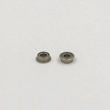 1RC Rear Axle Flanged Bearings (Midget) (2)