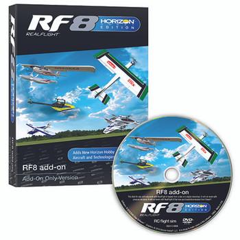 RealFlight 8 Horizon Edition Flight Simulator (Add-On)