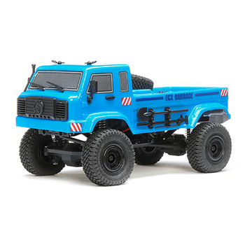 ECX Barrage UV Blue RTR: 1/24 4WD Scaler Crawler